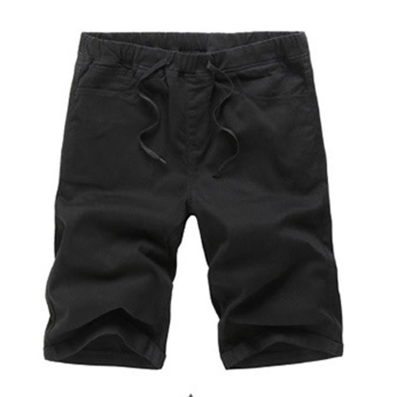 quần nam size to màu đen