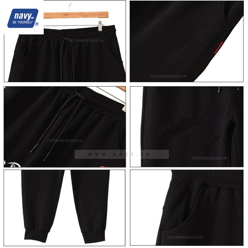quần thun big size